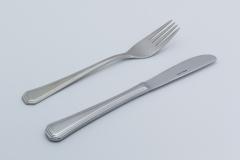 Frühstücksgabel/Messer