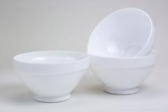 Suppenschale, Weißglas, 0,4 l