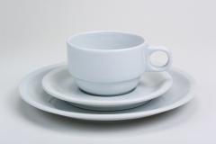 Kaffeegedeck, Standard
